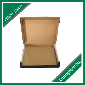 Custom Printed Kraft Paper Brown Recycled Corrugated Mailer Box pictures & photos