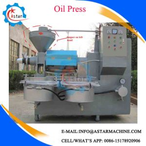 Full Automatic Vegetable Peanut Oil Press pictures & photos