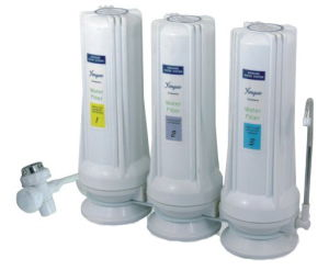 Counter Top 3stage Water Purifier (RY-CT-W6) pictures & photos