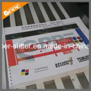 High Quality Business Form Printing Machine pictures & photos