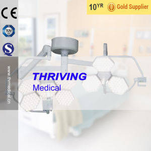 LED Shadowless Operating Lamp (THR-SY02-LED3+5) pictures & photos