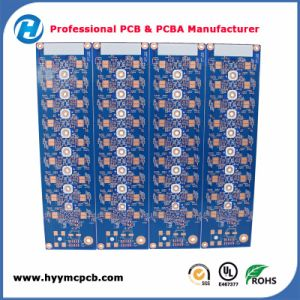 Single Layer PCBA SMT Rigid LED PCB pictures & photos