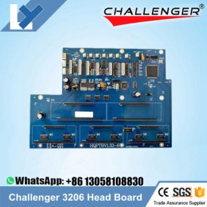 Infinity Challenger Printer USB Fy-3206 Printhead Board/Card Hqptbv1.33-6 pictures & photos