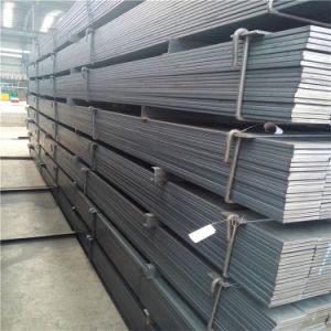 China Steel Q235 Flat Bar Sizes pictures & photos
