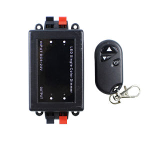 LED RF 3 Keys Remote Control Dimmer pictures & photos