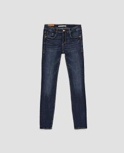 OEM Ladies Fashion Skinny Slim Stretch Emb Print Pearl Stone Denim Jeans pictures & photos