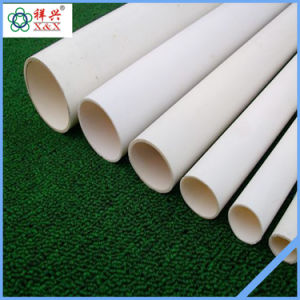 Made in China PVC Pipe Sizes pictures & photos