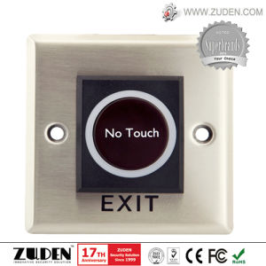 Infrared Sensor Exit Button for Access Controller pictures & photos