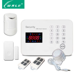 Home Security GSM Burglar Alarm (WL-JT-120CG) pictures & photos