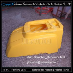 Cleaning Machine Floor Sweeper with LLDPE Material pictures & photos
