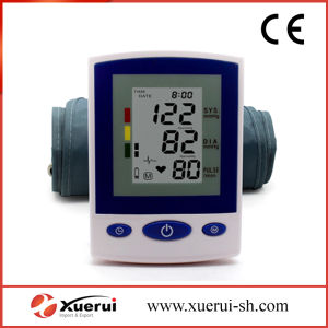 Mercury-Free Digital Arm Blood Pressure Moitor with Ce Approved pictures & photos