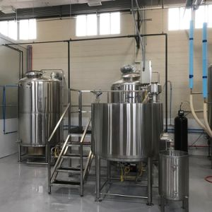 1000L Pub Brewing Draft Beer Machine for Sale 10hl Beer Brewing Equipment pictures & photos