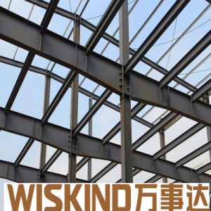 Wiskind Customized Prefabricated Steel Building pictures & photos