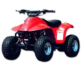 MZ-ATV-50CC