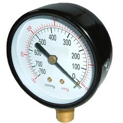 Meter / Vacuum Pressure Gauge (WR-P317)