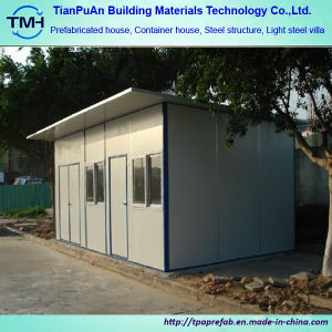 Steel Frame Prefabricated House pictures & photos