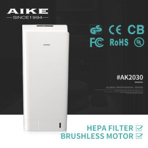 AIKE New Patent The Hygienic Hand Dryer with HEPA Filtration (AK2030) pictures & photos