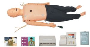 Xy-220b Advanced Full-Functional Elderly Nursing Manikin (Female) pictures & photos