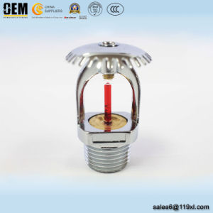 Dn15 Brass Upright Fire Sprinkler Head for Fire Fighting Sprinkler System, Fire Sprinkler, Sprinkler Head pictures & photos