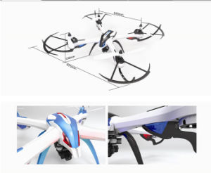 Tarantula X6 2.4G 6-Axis RC Quadcopter Drone with 5MP Camera pictures & photos