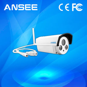 Waterproof IR Bullet IP Camera for Security Alarm System pictures & photos