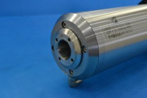 CNC Atc Motor Spindle Gdl80-20-24z/2.2 pictures & photos