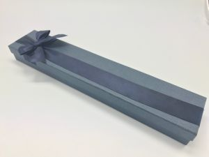 Special Paper Box with Ribbon Bow pictures & photos