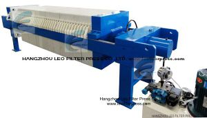 Leo Filter Press 900 Plate and Frame Filter Press pictures & photos