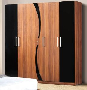 Manufacturer Produce Comfortable Bedroom Furniture Black and Brown Design pictures & photos