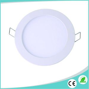 Factory Price 15W Slim Round LED Panel for Ceiling Downlight pictures & photos