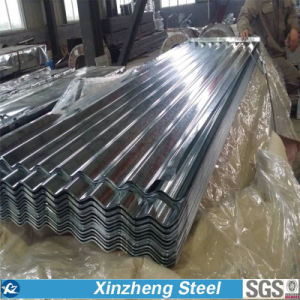 Galvanized Corrugated Sheet, Galvanized Steel Sheet for Construction Roof pictures & photos