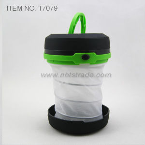 Extendable 1 Watt LED Camping Lantern (T7079) pictures & photos