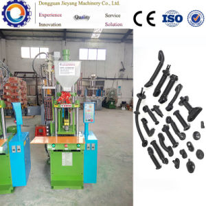 Manual System Chinese Factory Vertical Plastic Injection Molding Machines pictures & photos