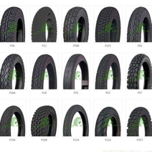 Motorcycle Tire and Tube with Different Size
