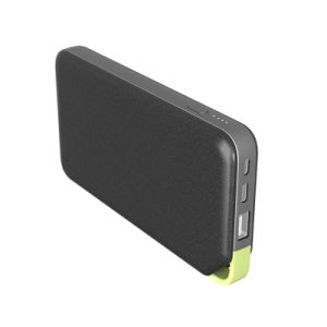 10000mAh Mobile Power Bank with Hook Travelling Mobile Phone Charger pictures & photos