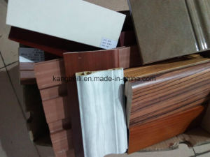 PVC or MDF Board Decorative Woodworking Wrapping Laminating Machine pictures & photos
