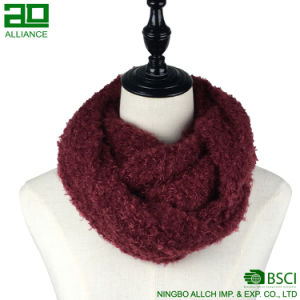 Wholesale Fashion Faux Fur Snood Scarf pictures & photos