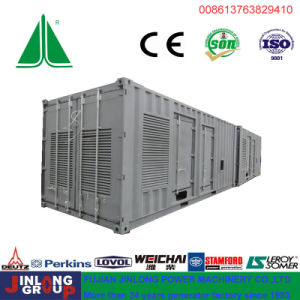 800kVA/640kw Container Type Soundproof Cummins Diesel Genset pictures & photos