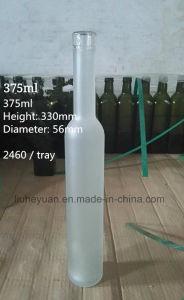 375ml Brown, Thread Lipstick Wine Bottle pictures & photos