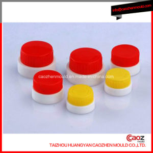 High Quality Plastic Injection Oil Bottle Cap Mould pictures & photos