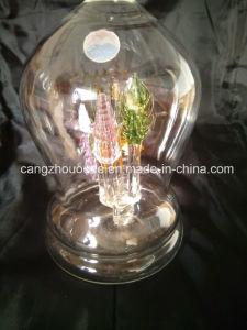Handmade Unique Design Glass Win Bottle pictures & photos