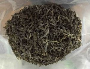 Manufacturer Supply Natural Sun Dried Kelp Cut Air Dried Seaweed Slice Shredded Laminaria Japonica in Fujian China