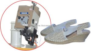 Espadrille Moccasin Stitching Sewing Machine pictures & photos