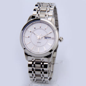 Stainless Steel Machinery Trend Exquisite ODM Watch pictures & photos