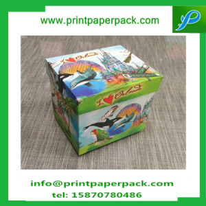Custom Elegant Printed Paper Candle Box for Packaging pictures & photos