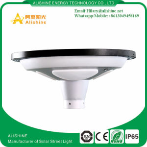 New UFO 15W China Factory Integrated Solar LED Light Garden Lighting pictures & photos