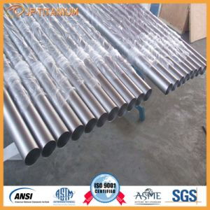 Jp-Ti Professional Supply ASME Sb338 Industrial Gr2 Titanium Tube for Heat Exchanger pictures & photos