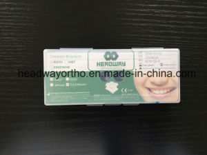 Orthodontic Ceramic Bracket with Ce Certificate pictures & photos