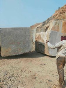 52tons Stone Block Wheel Forklift Loader pictures & photos