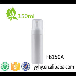 Good Quality 150ml White/Clear Plastic Foam Pump Bottles pictures & photos